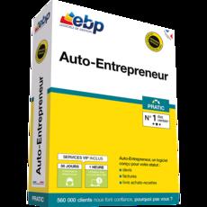 EBP Auto-Entrepreneur Pratic + VIP 2019