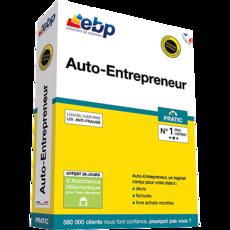 EBP Auto-Entrepreneur Pratic - monoposte