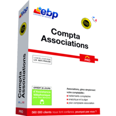 EBP Compta Association PRO 2018