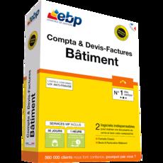 EBP Compta & Devis-Factures Bâtiment OL 2018