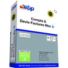 EBP Compta & Devis-Factures MAC 2018