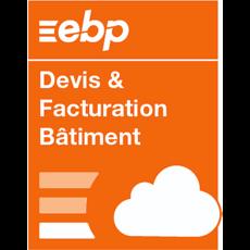 EBP Devis & Facturation Bâtiment en ligne - Abonnement