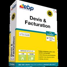 EBP Devis & Facturation Classic + VIP 2019