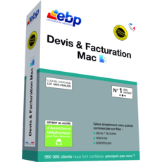 EBP Devis et Facturation MAC 2019