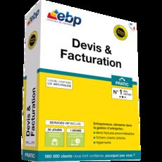 EBP Devis & Facturation Pratic + VIP 2018