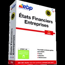 EBP Etats Financiers Entreprises 2019