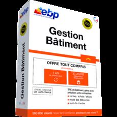 EBP Gestion Bâtiment 2019