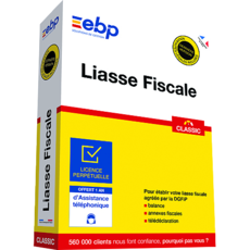 EBP Liasse Fiscale Classic - monoposte