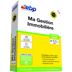 EBP Ma Gestion Immobilière version 10 Lots 2019