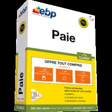 EBP Paie Classic 2018