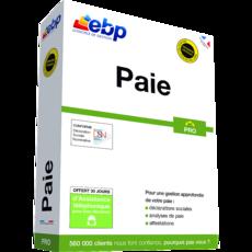 EBP Paie PRO 2018