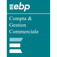 EBP Compta & Gestion Commerciale PRO + Contrat de mise à jour