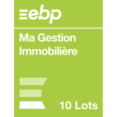 EBP Ma Gestion Immobilière version 10 Lots
