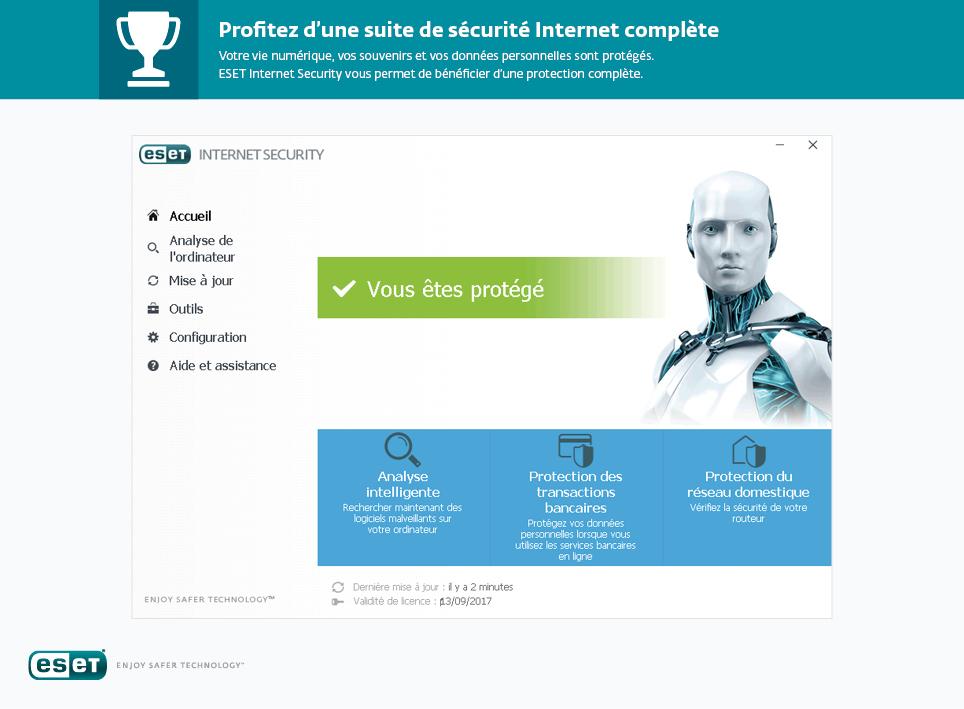 Eset Internet Security 2018 Acheter Et T 233 L 233 Charger Sur