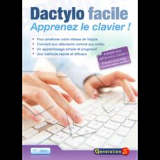 Dactylo facile - Apprenez le clavier !