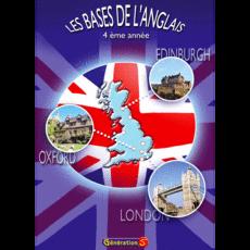 Generation 5 - Bases Anglais - 4ème Année