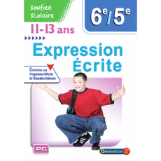 Soutien scolaire - Expression Ecrite 6è / 5è