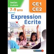 Soutien Scolaire - Expression Ecrite CE1 / CE2
