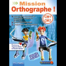 Mission Orthographe CM1 - CM2