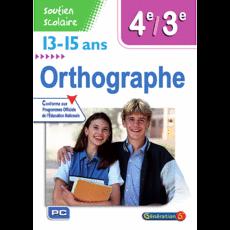 Soutien scolaire - Orthographe 4è / 3è