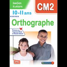 Soutien scolaire - Orthographe CM2