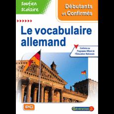 Soutien Scolaire - Le vocabulaire Allemand