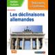 Visuel Soutien Scolaire - Les déclinaisons Allemandes