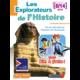 Visuel Les explorateurs de l'Histoire