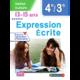 Visuel Soutien scolaire - Expression Ecrite 4è / 3è