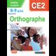 Visuel Soutien scolaire - Orthographe CE2