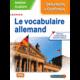 Visuel Soutien Scolaire - Le vocabulaire Allemand