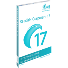 Readiris Corporate 17 - Mac