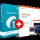 Visuel Pack Microsoft 365 Famille + Readiris Pro 17 - Windows