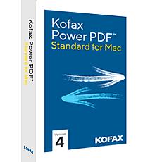 Kofax Power PDF pour Mac