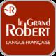Visuel Le Grand Robert de la langue française