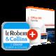 Visuel Le Grand Robert & Collins + Office 365 Famille