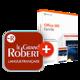 Visuel Le Grand Robert de la langue française + Office 365 Famille