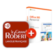 Visuel Le Grand Robert de la langue française + Office 365 Personnel