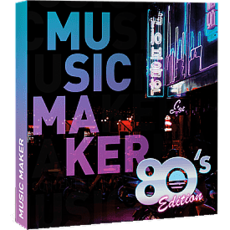 Music Maker 2020 80s Edition
