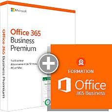Office 365 Business Premium + Formation MOOC Office 365 Mandarine Academy