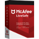 Visuel McAfee LiveSafe