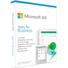 Microsoft 365 Apps for business (Anciennement Office 365 Business)