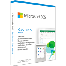 Microsoft 365 Business Standard (Anciennement Office 365 Business Premium)