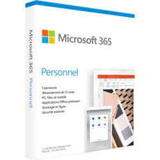 Microsoft 365 Personnel (Anciennement Office 365 Personnel)