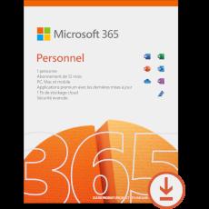 Microsoft 365 Personnel (Anciennement Office 365 Personnel)