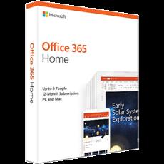 Office 365 Home - Verlaengerung 1 Jahr