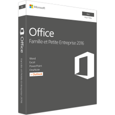 Office Mac Famille et Petite Entreprise 2016