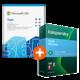 Visuel Pack Microsoft 365 Apps for business + Kaspersky Total Security