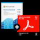 Visuel Pack Acrobat Pro DC + Microsoft 365 Business Standard