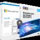 Visuel Pack 365 Famille + Bitdefender Internet Security 5 PC